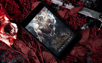 Cover Reveal for Erik the Tempered